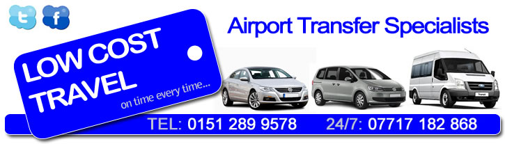 Airport Transfers Liverpool